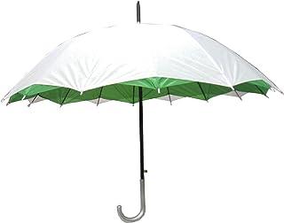 مظلة قابلة للطي -للجنسين ابيض
