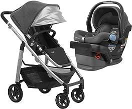 UPPAbaby Full-Size Cruz Infant Baby Stroller & MESA Car Seat Bundle, Jordan
