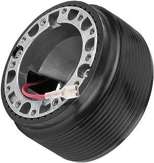 per Auto Nero DirkFigge Kit Universale per bloccaggio del mozzo del Volante a sgancio rapido