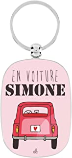 Schlüsselanhänger OPAT Simone   Derrière la Porte