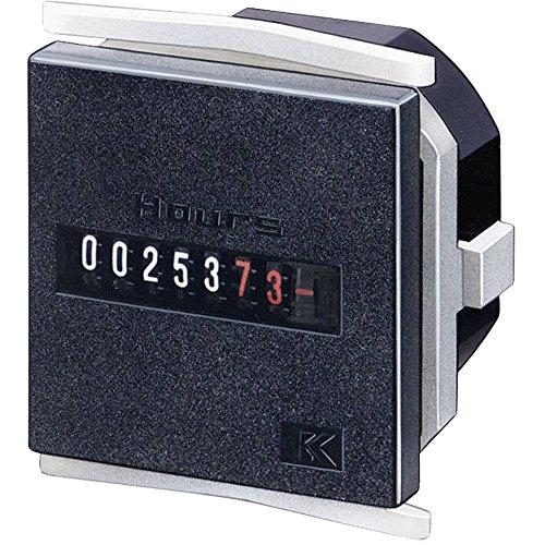 Kübler bedrijfsurenteller H 57 7-cijferige bedrijfsurenteller 20-30 V/AC