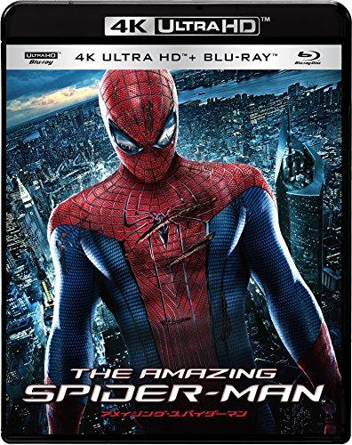 アメイジング・スパイダーマン 4K ULTRA HD&ブルーレイセット [4K ULTRA HD + Blu-ray]