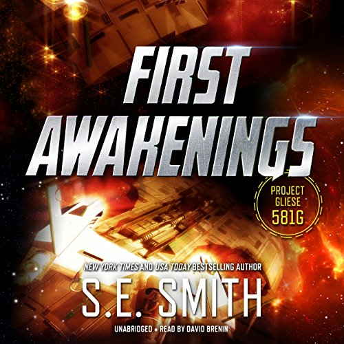 Project Gliese 581g Series - S.E. Smith