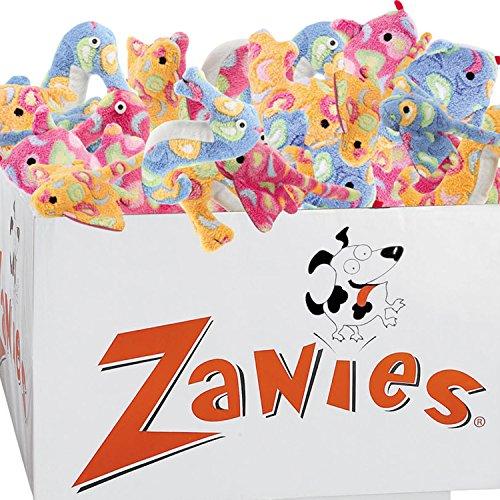 Zanies Sea Charmers Dog Toys, Display Refills of 144 Toys