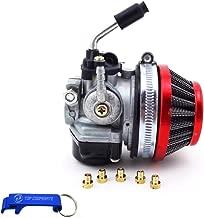 TC-Motor Racing Carburetor Air Filter Carb Jets For 49cc 50cc 60cc 66cc 80cc 2 Stroke Gas Motorized Bicycle Push Bike