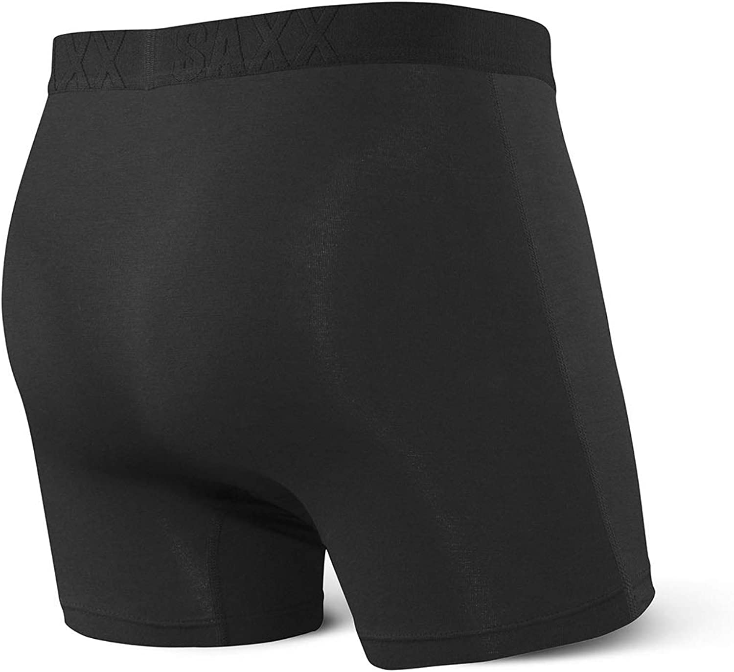Vibe Boxer Briefs with Built-in Ballpark Pouch Support Core Saxx Mens Underwear