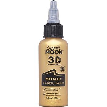 Cosmic Moon - Pintura metálica para Tejidos - 30ml - Dorado