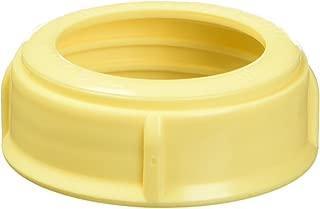 Medela Bottle Nipple Collars Rings New! For Slow or Medium Flow Wide Base (4 Collars)