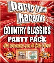 country karaoke cdg