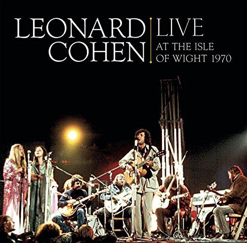 Leonard Cohen Live at the Isle of Wight 1970 [Vinilo]