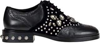 Ash Luxury Fashion Womens MCGLCAB000006009I Black Lace-Up Shoes | Season Outlet