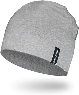 "Empirelion 9"" Multifunctional Lightweight Beanies Hats, Running Skull Cap Helmet Liner Sleep Caps for Men Women"