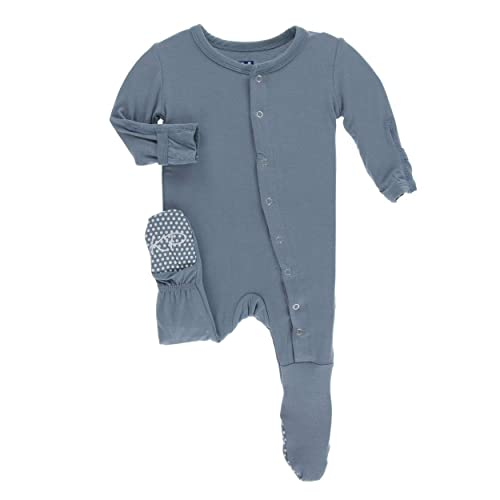 451ab121725 Footed Baby Pajamas  Amazon.com