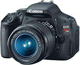 $599 » Canon EOS Rebel T3i Digital SLR Camera with EF-S 18-55mm f/3.5-5.6 IS Lens (discontinued by manufacturer) (Renewed)