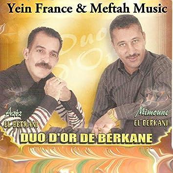 Duo d'or de Berkane