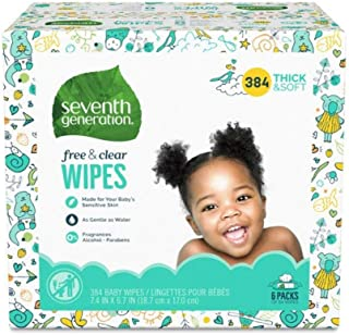 Seventh Generation Clear Wipes Dispenser