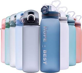 KAILH Tritan Botella de Agua Deporte 500ml/600ml/700/900ml,