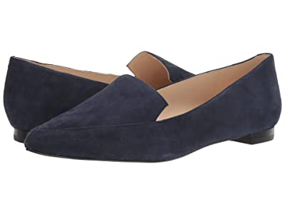 Nine West Abay Flat (French Navy) Women