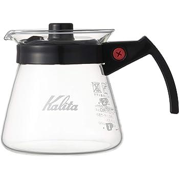 カリタ Kalita コーヒーサーバー 電子レンジ対応 101ドリッパー用 300ml N 1~2人用 #31203