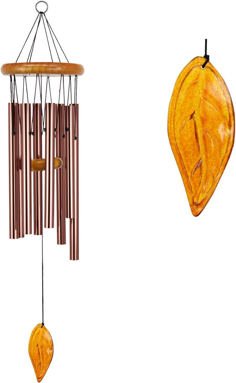 Astarin Wind Chimes Outdoor Deep Tone|30 Inch Sympathy Wind Chim