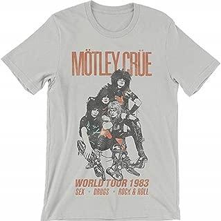 Best motley crue band shirts Reviews