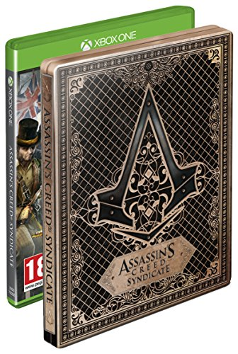 Assassin's Creed Syndicate Amazon Exclusive Steelbook Bundle [Importación Inglesa]