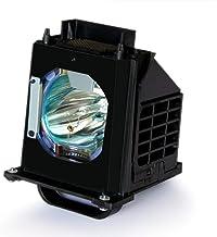 Tawelun 915B403001 Mitsubishi Replacement Lamp with Housing for WD-60735, WD-60737, WD-65737, WD-73737, WD-82837, WD-73735, WD-82737, WD-65736