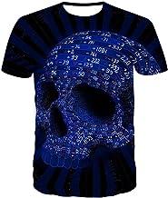 Sunofbeach Unisex 3D Gedrukt T-shirt Zomer Geperso...