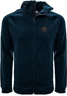Levelwear LEY9R Jr Fortress Cross Over Full Zip Hooded Sweatshirt
