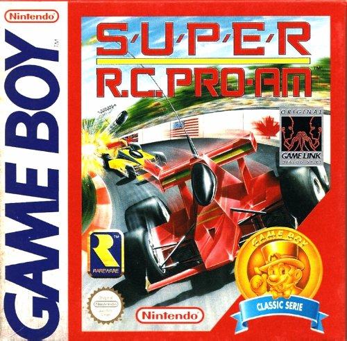 NINTENDO GAME BOY SUPER R.C. PRO-AM