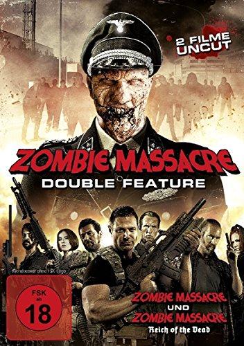 Zombie Massacre Double Feature [2 DVDs]