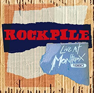 Rockpile - Live At Montreux 1980 [Japan LTD SHM-CD] YMCP-10015