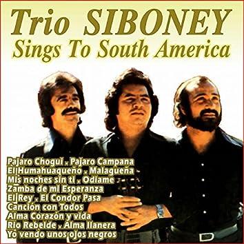Trio Siboney Sings to South America
