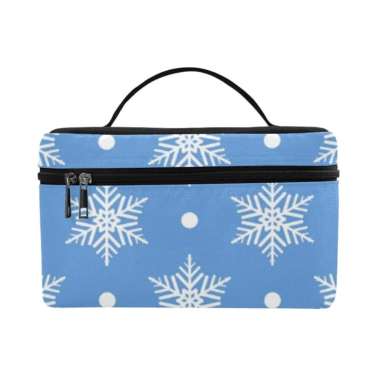 気味の悪いボードへこみGSHCJ メイクボックス コスメ収納 化粧品収納ケース 大容量 収納ボックス 化粧品入れ 化粧バッグ 旅行用 メイクブラシバッグ 化粧箱 持ち運び便利 プロ用 白い雪片
