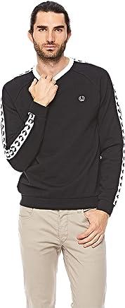 96fa037dd Fred Perry mens M4563-102 Sweatshirts