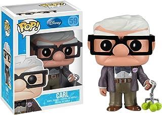 Boneco Carl - Up! Altas Aventuras - Disney - Funko Pop!