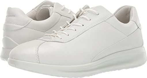 White Cow Leather