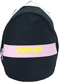 PUMA Fashion Backpack for Women - Polyester, Black (4060978184849)