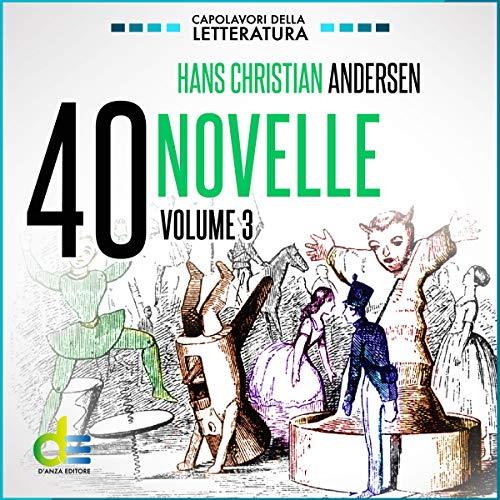 40 Novelle. Volume 3 copertina