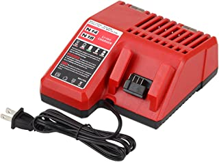 Best milwaukee 28v battery charger Reviews