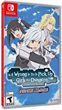 Is It Wrong to Try to Pick Up Girls in A Dungeon: Infinite Combat - Nintendo Switch