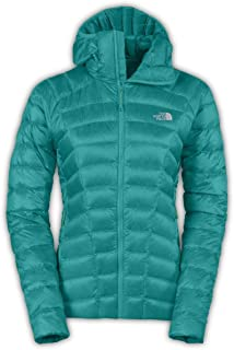 north face quince hooded jacket women's