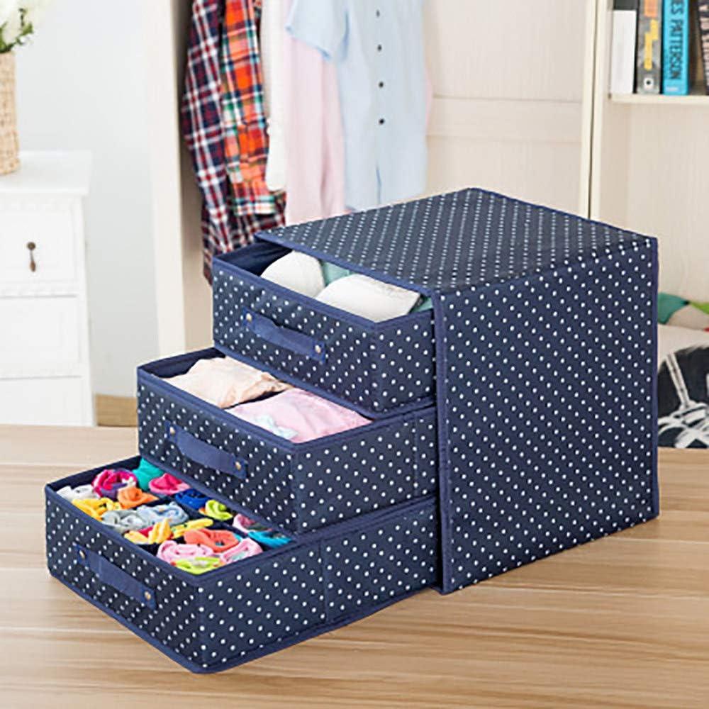 ZLZL Dresser Drawer Organiser Folding Sales results Ranking TOP4 No. 1 Storage Dividers B