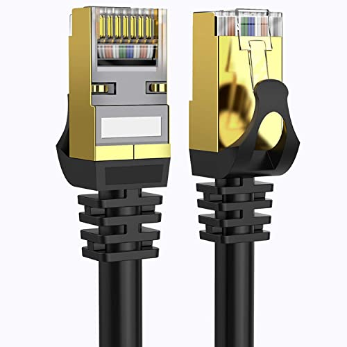 Dacrown CAT-8 Ultra-Fast Rounded Cable