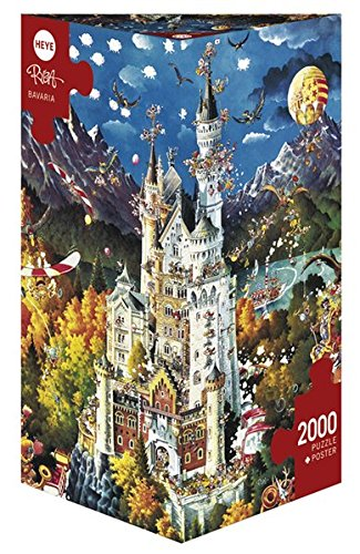 Heye 29700 Puzzle, Brown