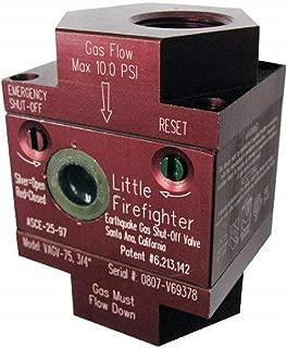 Watts VAGV075 3/4 Inch Earthquake Gas Shutoff Valve