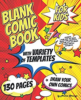 Best blank comic page Reviews