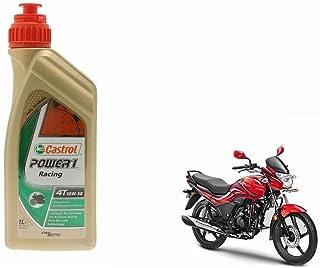 Castrol Power1 10W-50 4T 1 Litre Bike Engine Oil-Hero Passion Plus
