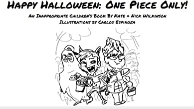 Happy Halloween: One Piece Only!
