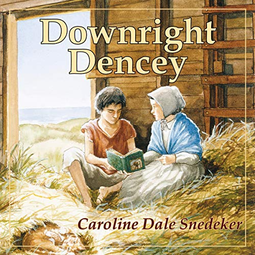Downright Dencey cover art